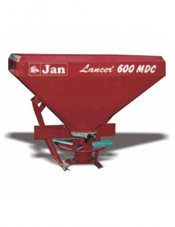 Distribuidor de fertilizantes Lancer Monodisco 600