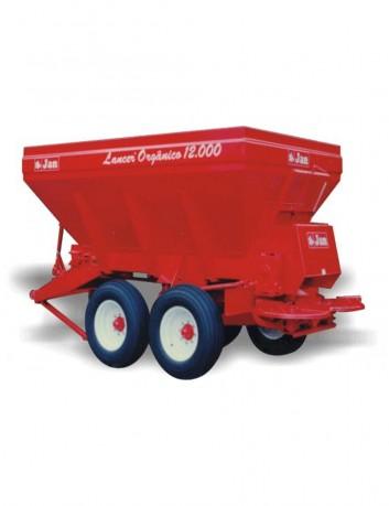 Distribuidor de fertilizantes Lancer Orgánico 12000