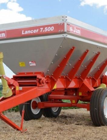 Distribuidor de fertilizantes Lancer 7500