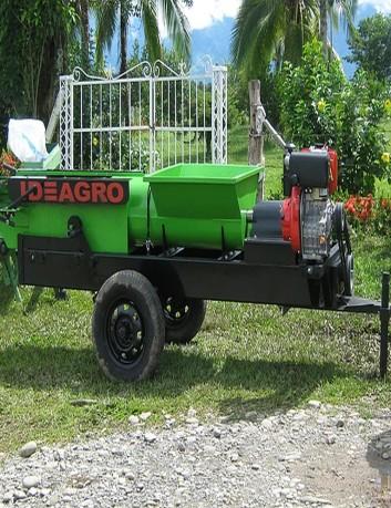 Silo pack 12 hp - 3600 rpm