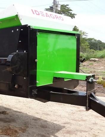 Esparcidor de compost 8 m3 - 6 t