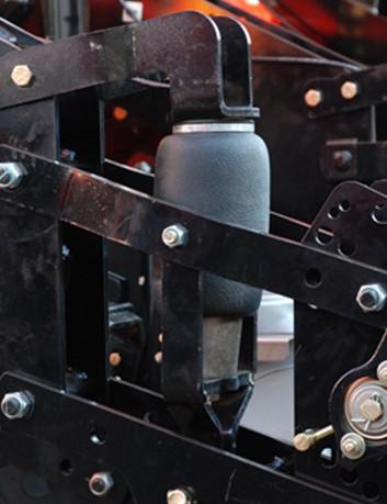 Muelles neumáticos - innovación Jumil