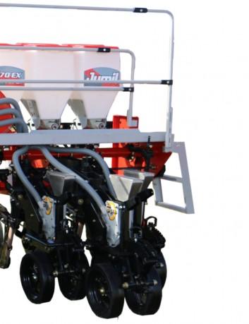 Sembradora abonadora de hortalizas JM 2570 Natura, mecánica